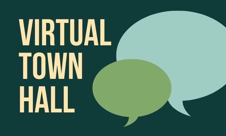 Virtual Town Hall Icon